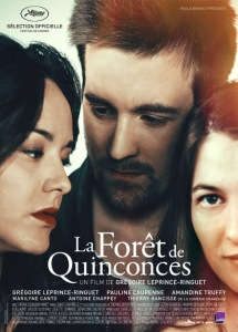 La Foret de Quinconces official movie poster